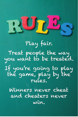 essay cheaters never win winners never cheat