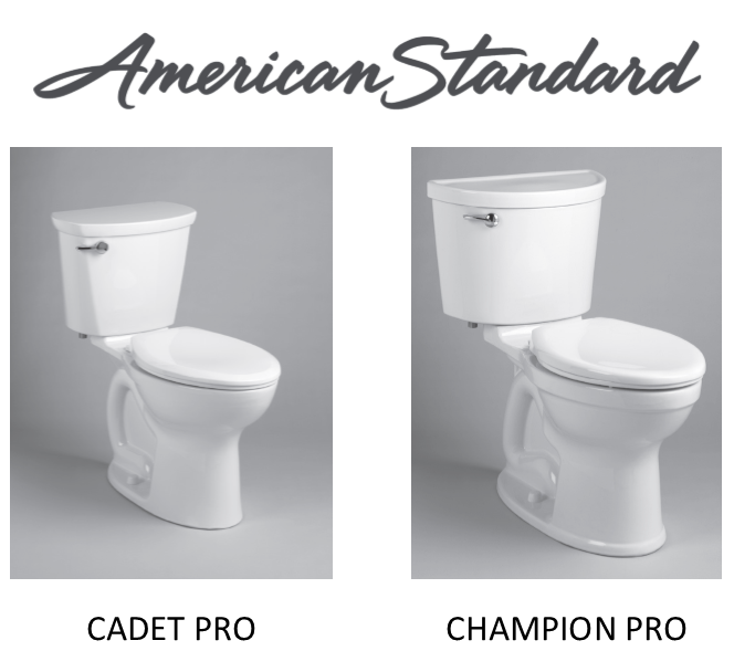 American Standard 174 Creates Contractor Only Brands The