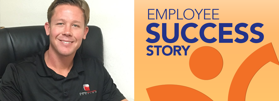 Employee Success Story Chad Holt Of Florida Southern