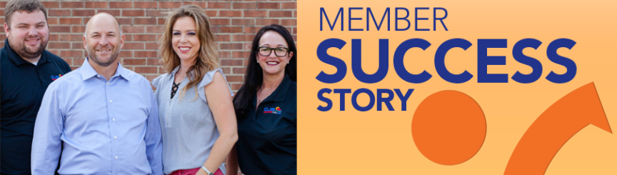 Member Success Story Cjs Heating And Air In Dayton